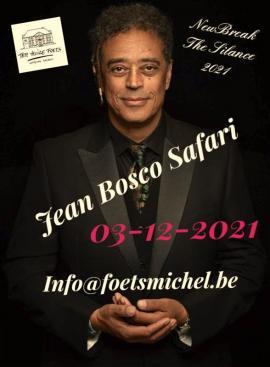 Flyer Jean Bosco Safari