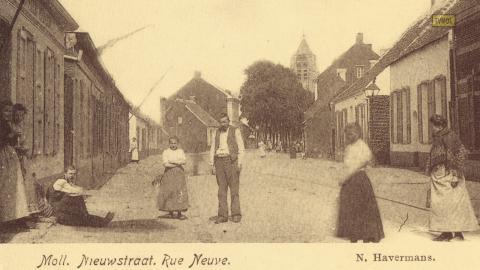 Moll Nieuwstraat