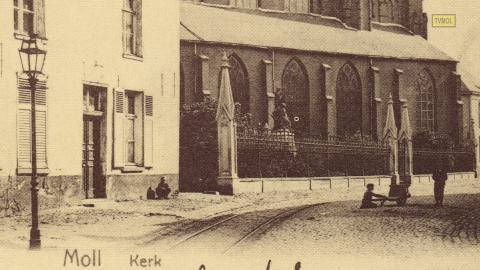 Moll - Kerk