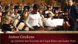 Anton Geukens speelt Souvenir de Cirque Renz
