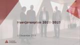 Provinciaal meerjarenplan 2020-2025