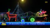 1-ste Tractor Kerstrun Mol