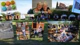 "10 X "" Woonwagen Weekend "" bij café Christiane in Millegem"