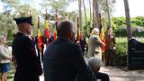 8 mei 2015 Onthulling gedenkteken Mol Heidehuizen